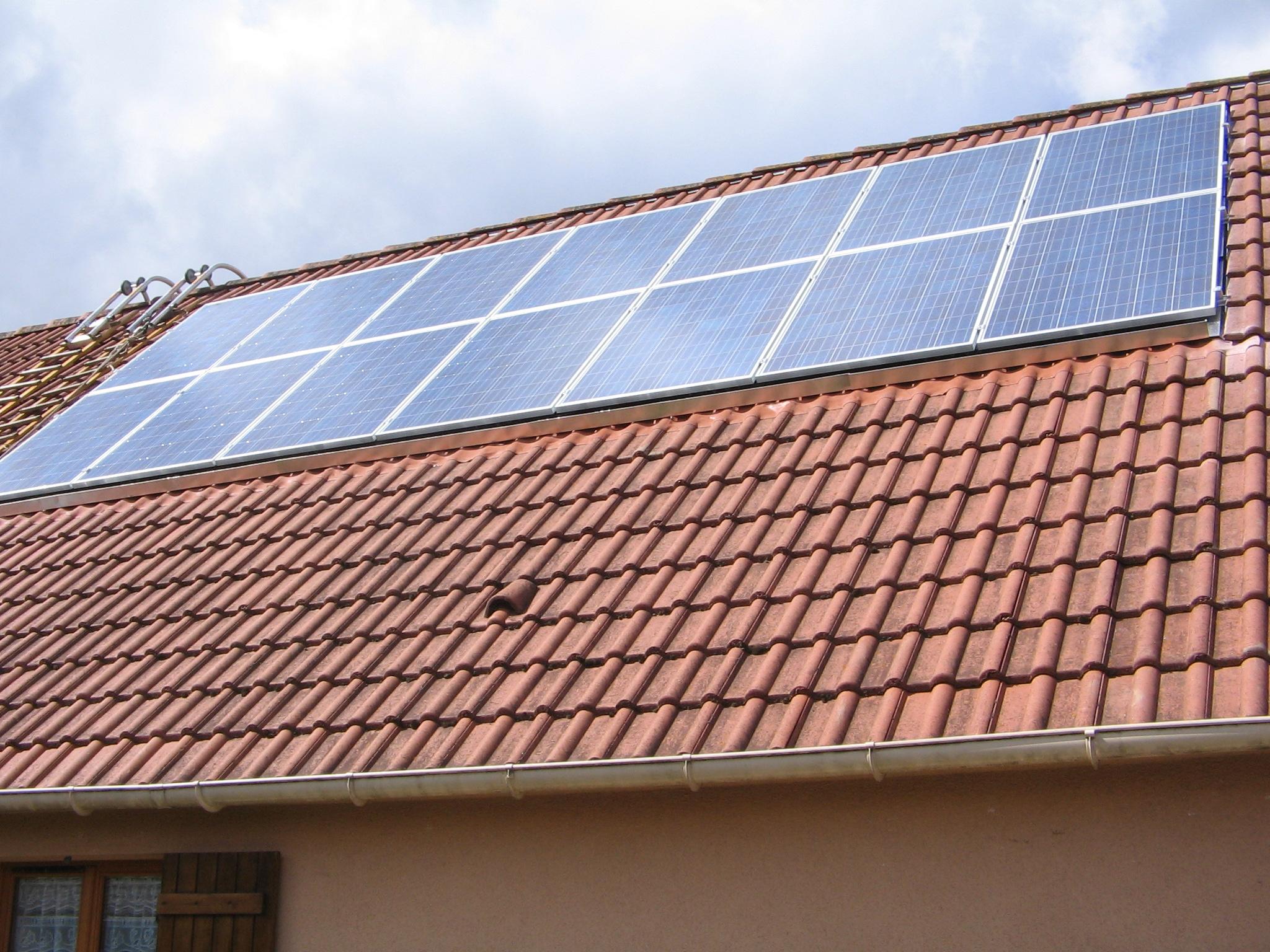 geo systemes alsace panneaux solaire